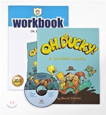 러닝캐슬 주니어 C3 : Oh, Ducky : Student book + Work Book + CD