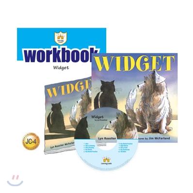 러닝캐슬 주니어 C4 : Widget : Student book + Work Book + CD