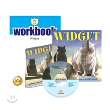 ����ij�� �ִϾ� C4 : Widget : Student book + Work Book + CD