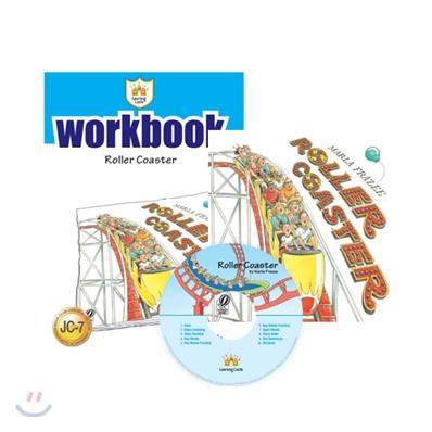 러닝캐슬 주니어 C7 : Roller Coaster : Student book + Work Book + CD