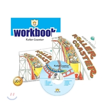 ����ij�� �ִϾ� C7 : Roller Coaster : Student book + Work Book + CD