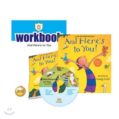 러닝캐슬 주니어 C12 : And Here's to You : Student book + Work Book + CD