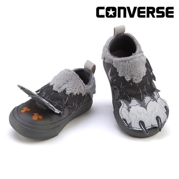 [컨버스키즈] CTAS CREATURES OX CHARCOAL GREY 759948C (베이비)
