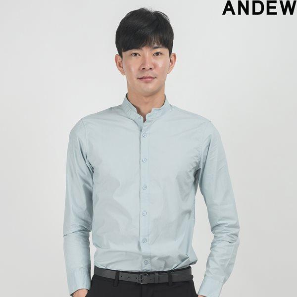 [ANDEW]남성 헨리넥 기본 셔츠 BL(O153SH120P)