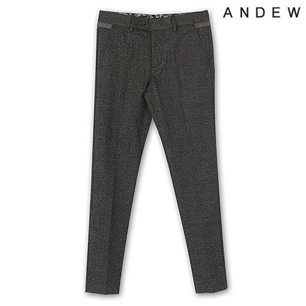 [ANDEW]남성 패턴물 TR 바지BK(O153PT210P)