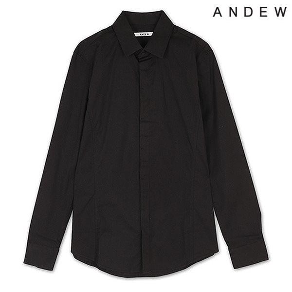[ANDEW]남성 긴팔 면스판 셔츠(O151SH100M)