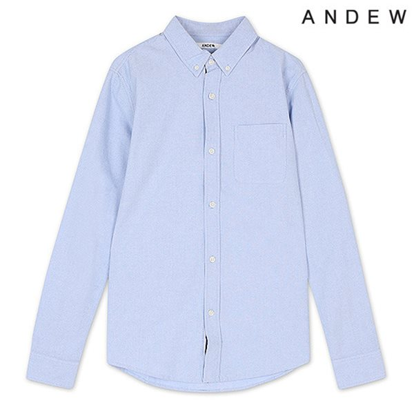 [ANDEW]남성 긴팔 옥스포드 셔츠(O151SH110P)