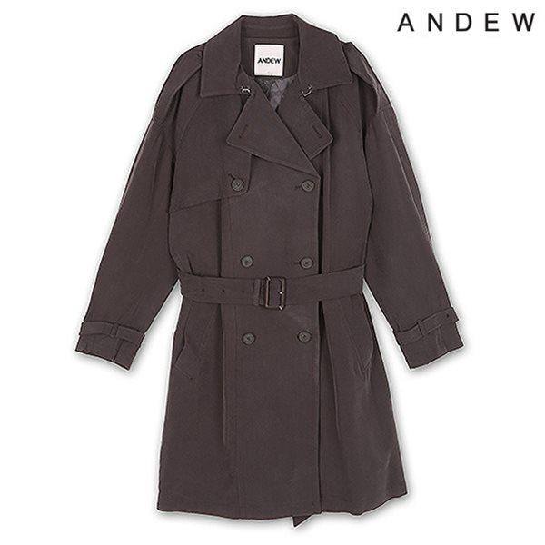 [ANDEW]여성 트렌치 변형 코트 CGR(O151CT510M)