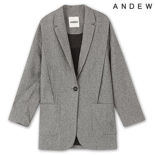 [ANDEW]여성 오버사이즈 자켓(O151JK510M)