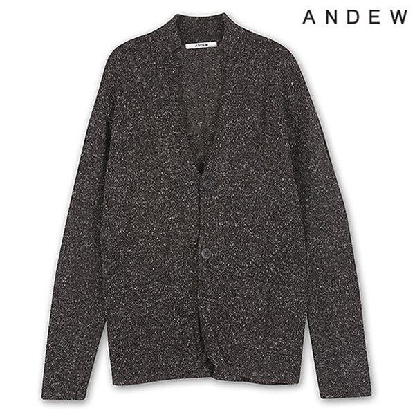 [ANDEW]남성 네프사 솔리드 가디켓 DGR(O151KC110P)