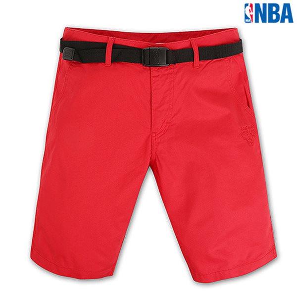[NBA]CHI BULLS 기획 벨트 면팬츠 RD (N142PT903P)