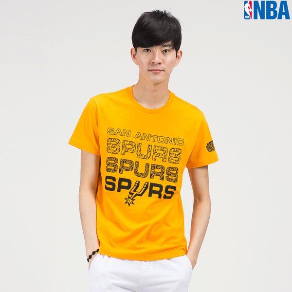 [NBA]SA SPURS 레터프린팅 TS MU (N142TS307P)