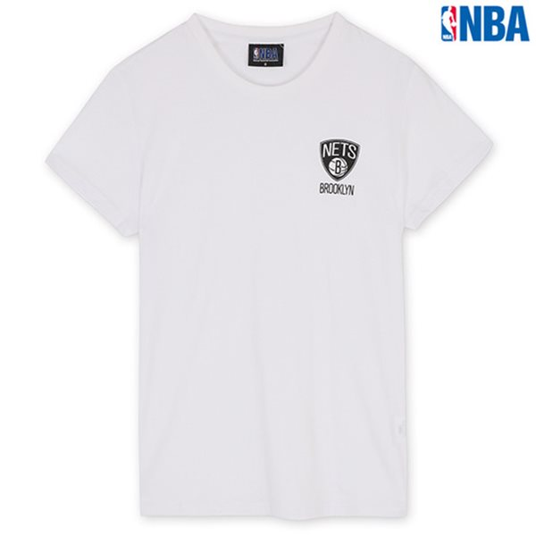 [NBA]NBA 기획 TEAM LOGO 반팔TS WT (N142TS930P)