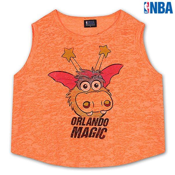 [NBA]ORL MAGIC 캐릭터프린트 슬럽TS OR (N142TS747P)