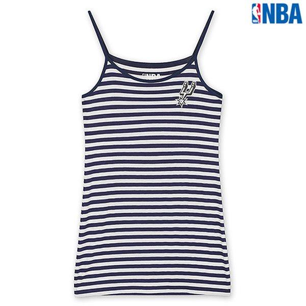 [NBA]SA SPURS STRIPE 끈나시 NV (N142TS744P)