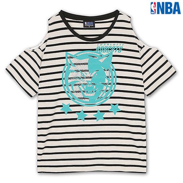 [NBA]CHA BOBCATS 어깨트임 돌먼 SHORT TS BK (N142TS713P)