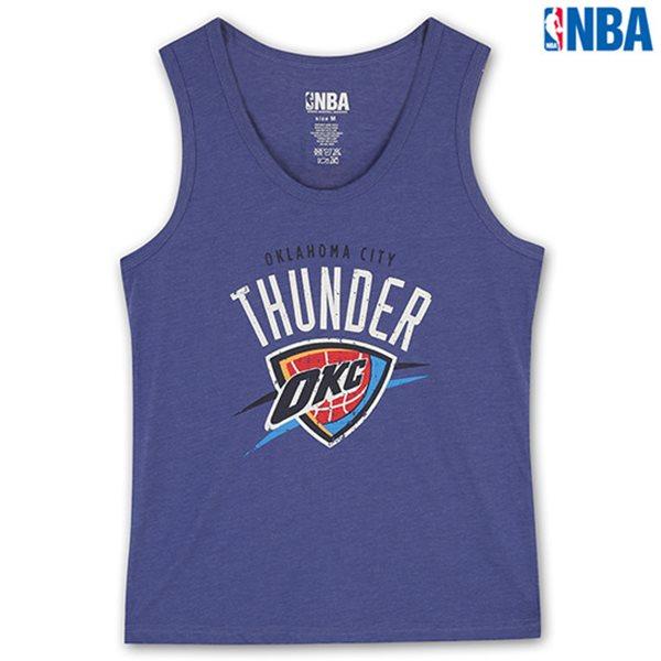 [NBA]OKC THUNDER LOGO 나시 TS MVI (N142TS406P)