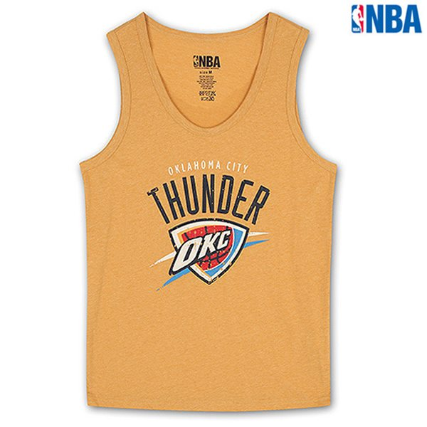 [NBA]OKC THUNDER LOGO 나시 TS MYE (N142TS406P)