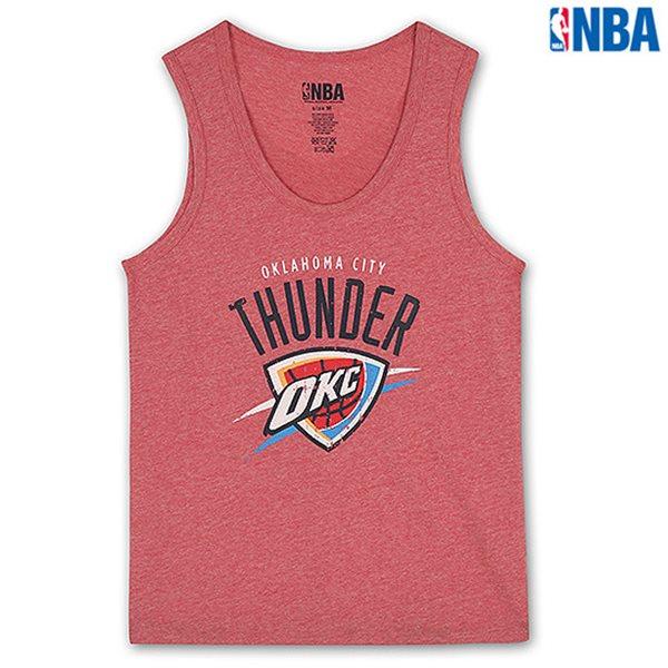 [NBA]OKC THUNDER LOGO 나시 TS MRD (N142TS406P)