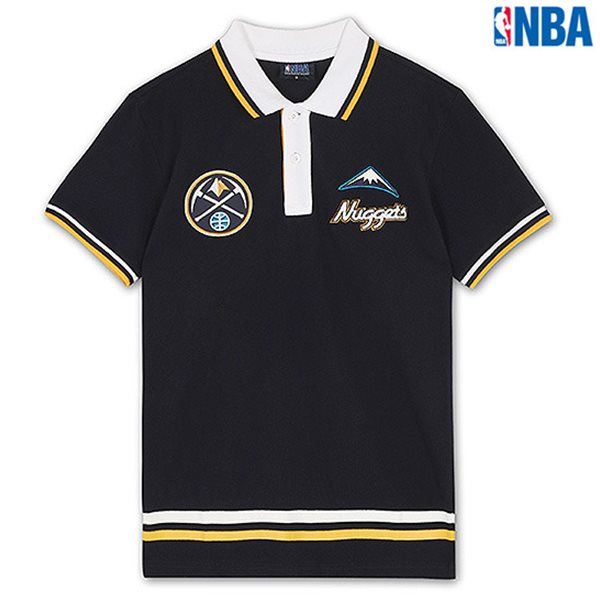 [NBA]DEN NUGGETS LOGO자수 SHORT PQ DNV (N142TS351P)