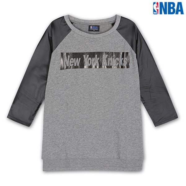 [NBA]NY KNICKS 레더소매 7부 TS MGR (N143TS701P)