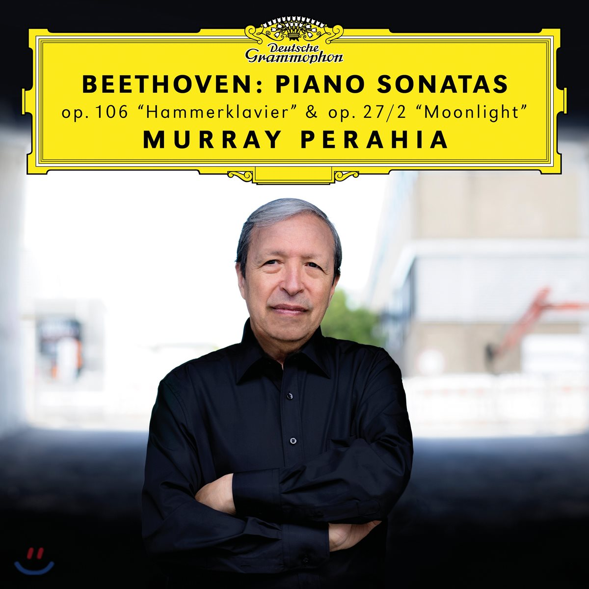 Murray Perahia 베토벤: 피아노 소나타 29번 '함머클라비어', 14번 '월광' - 머레이 페라이어
