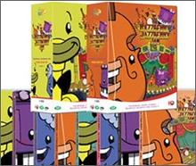 영어학습 - 래즈베리 재즈베리 잼!!! 전편 (총 8 Disc)