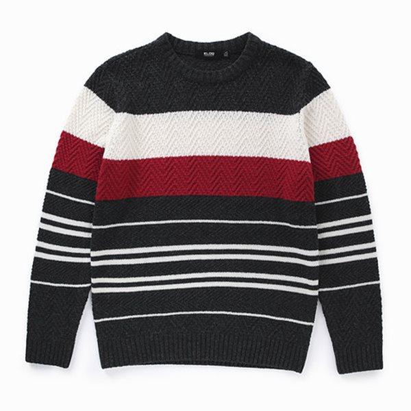 [ELOQ]_E168MSW124M_(남) 멀티스트라이프 스웨터