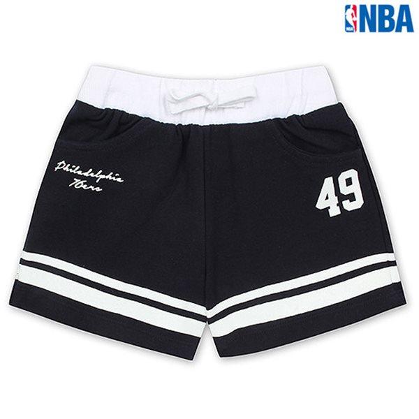 [NBA]PHI 76ERS 아동용 마린룩 PANTS NV (N152TP545P)