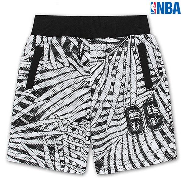 [NBA]CHI BULLS 전판패턴 아동용 PANTS WT (N152TP543P)