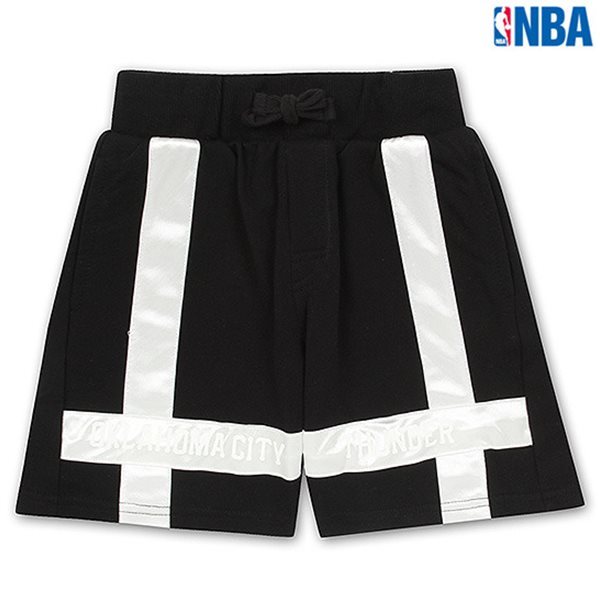 [NBA]OKC THUNDER 아동용 PANTS BK (N152TP542P)