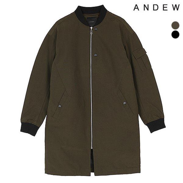 [ANDEW]유니 AF-02롱 항공점퍼(O181JP020P)