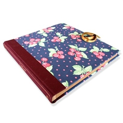 [woomulzzomul] cherry make a book(L)_navy
