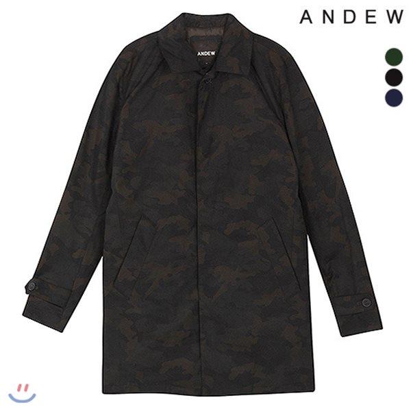 [ANDEW]남성 싱글 패딩 맥코트 KH(O153CT200P)