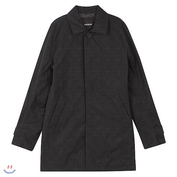 [ANDEW]남성 싱글 패딩 맥코트 BK(O153CT200P)