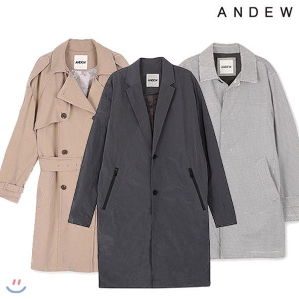 [ANDEW] 맥코트/트렌치코트 5종 택1