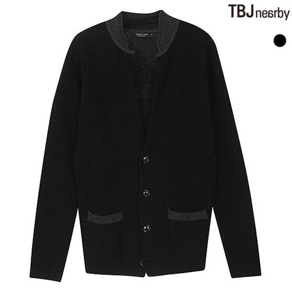[TBJ]남성 자켓형 가디건(T151KC330P)