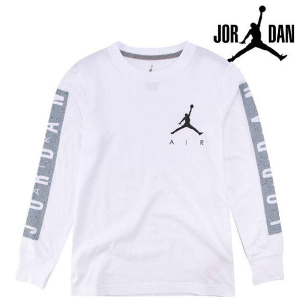 [나이키 조던 키즈] AJ점프맨 티셔츠(긴팔)B NNS13QTS93 (주니어)