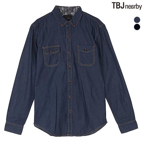 [TBJ]남성 해지셔츠(T151SH100P)