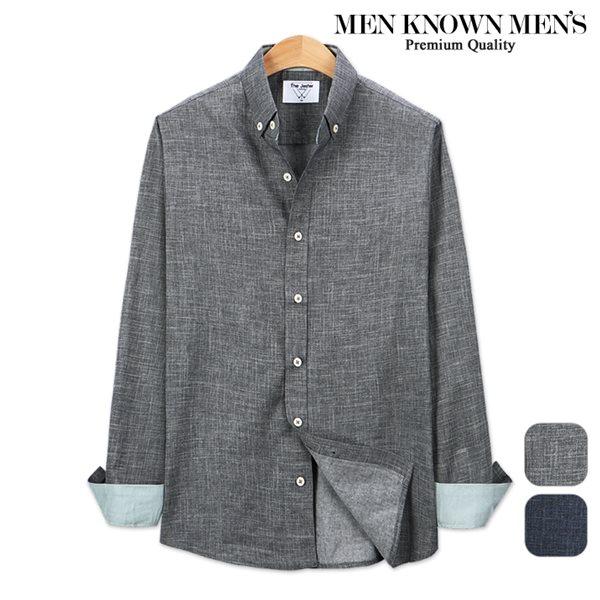 [MKM9]남자 봄 패션 제노아 버튼다운셔츠