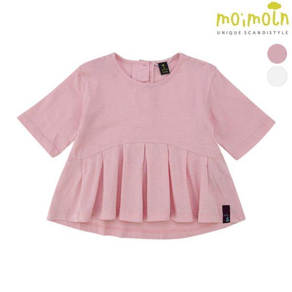 [모이몰른] 소프트앤러브 7부티셔츠(모달혼방) [여름]