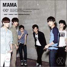EXO-K (엑소케이) - 미니앨범 1집 : 마마 (MAMA)