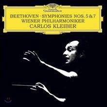 Carlos Kleiber 베토벤: 교향곡 5번 `운명`, 7번 - 카를로스 클라이버  (Beethoven : Symphony No.5 & 7)