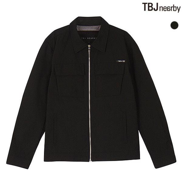 [TBJ]남성 제기장 셔츠형 자켓(T181JP220P)