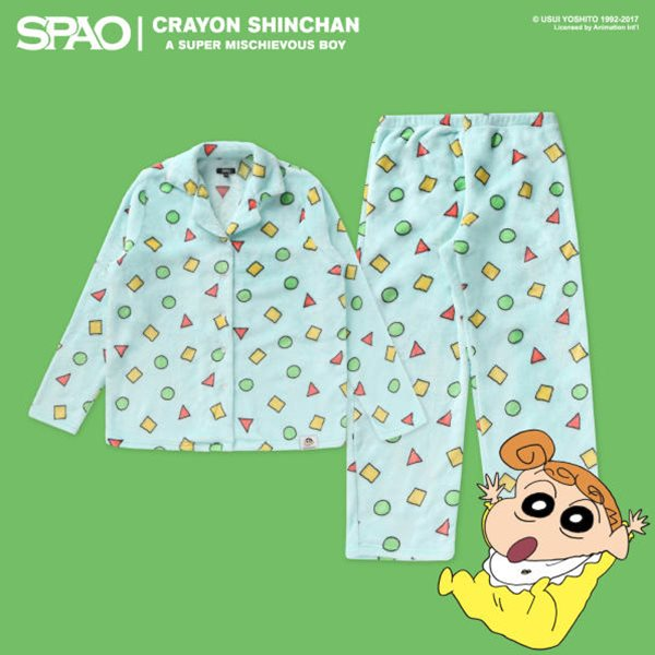 [스파오] 아동 파자마(짱구) (SPPP74VK03)