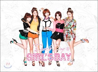 걸스데이 (Girl's Day) - 2nd 미니앨범 : Everyday Ⅱ