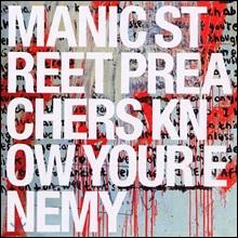 Manic Street Preachers (매닉 스트리트 프리처스) - Know Your Enemy [LP]