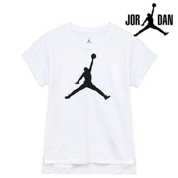 [나이키 조던 키즈]여아점프맨 티셔츠(반팔) NNM13ATS61(주니어)
