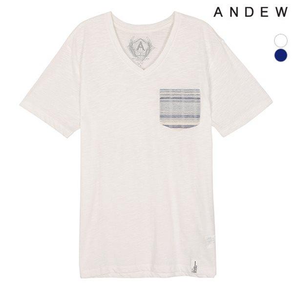 [ANDEW]남성 슬럽 티셔츠(O152TS100P)
