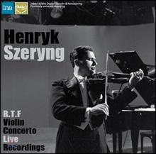 Henryk Szerying 헨릭 셰링 바이올린 협주곡 -  모차르트 / 베토벤 / 멘델스존 / 브람스